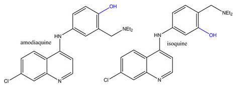 Amodiaquine-Isoquine