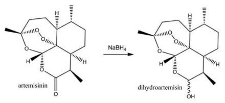 Artemisinin-Dihydroartemisinin