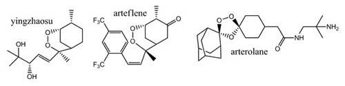 Yingzhaosu-Arteflene-Arterolane