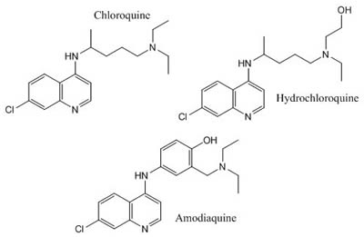 Medicinal Chemistry of Antimalarial Drugs