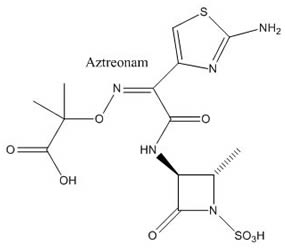Aztreonam