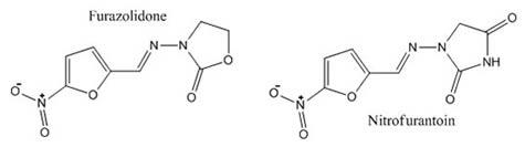 Furazolidone-Nitrofurantoin