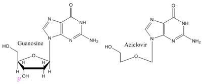 Guanosine-Aciclovir
