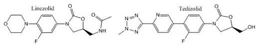 Linezolid-Tedizolid
