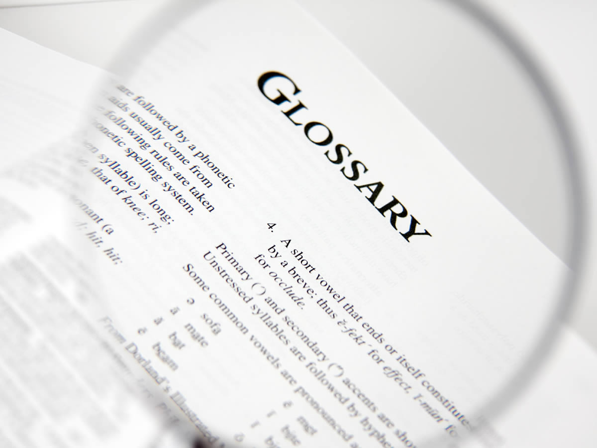New Reference Added:  Ham Radio Glossary