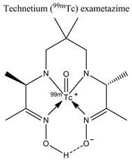 Technetium (99mTc) Exametazime