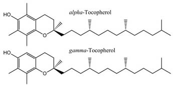 Tocopherols