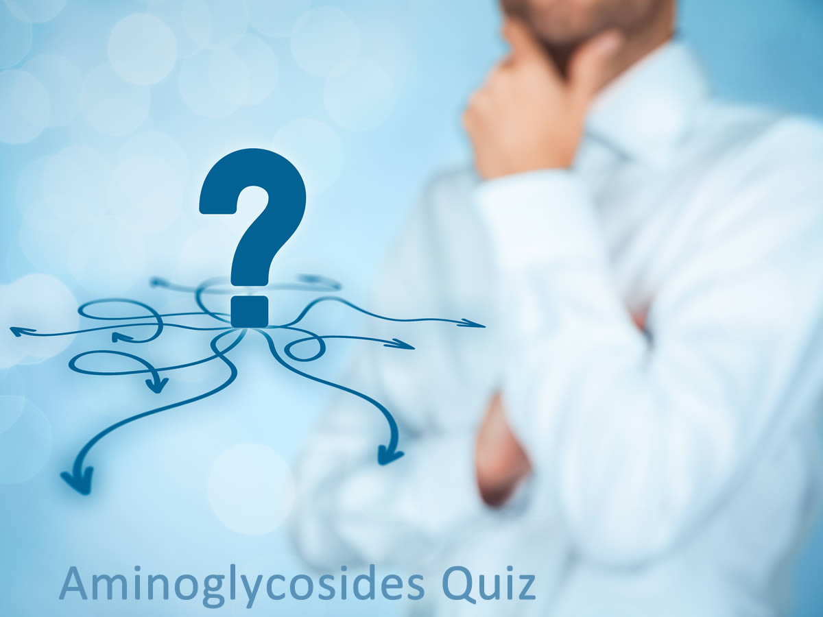 Aminoglycosides Quiz