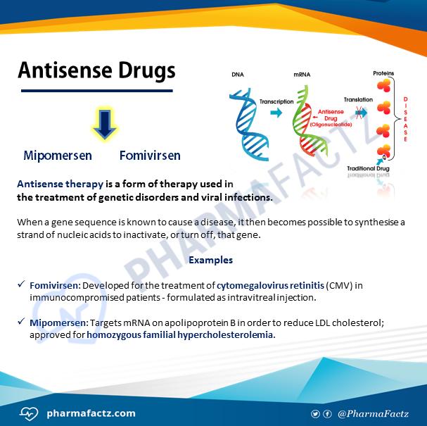 Antisense Drugs