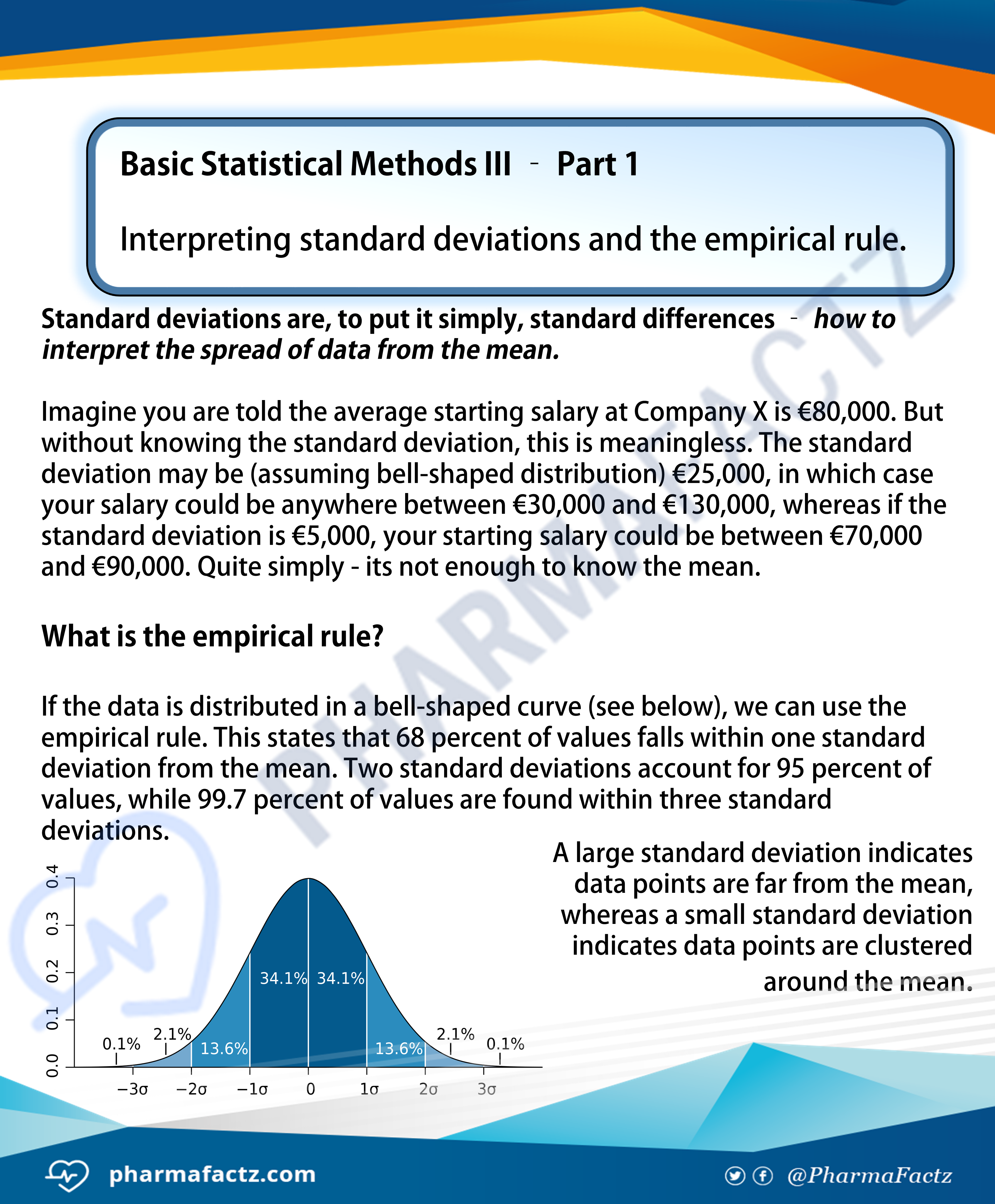 Basic Statistical Methods 3 (Part 1)