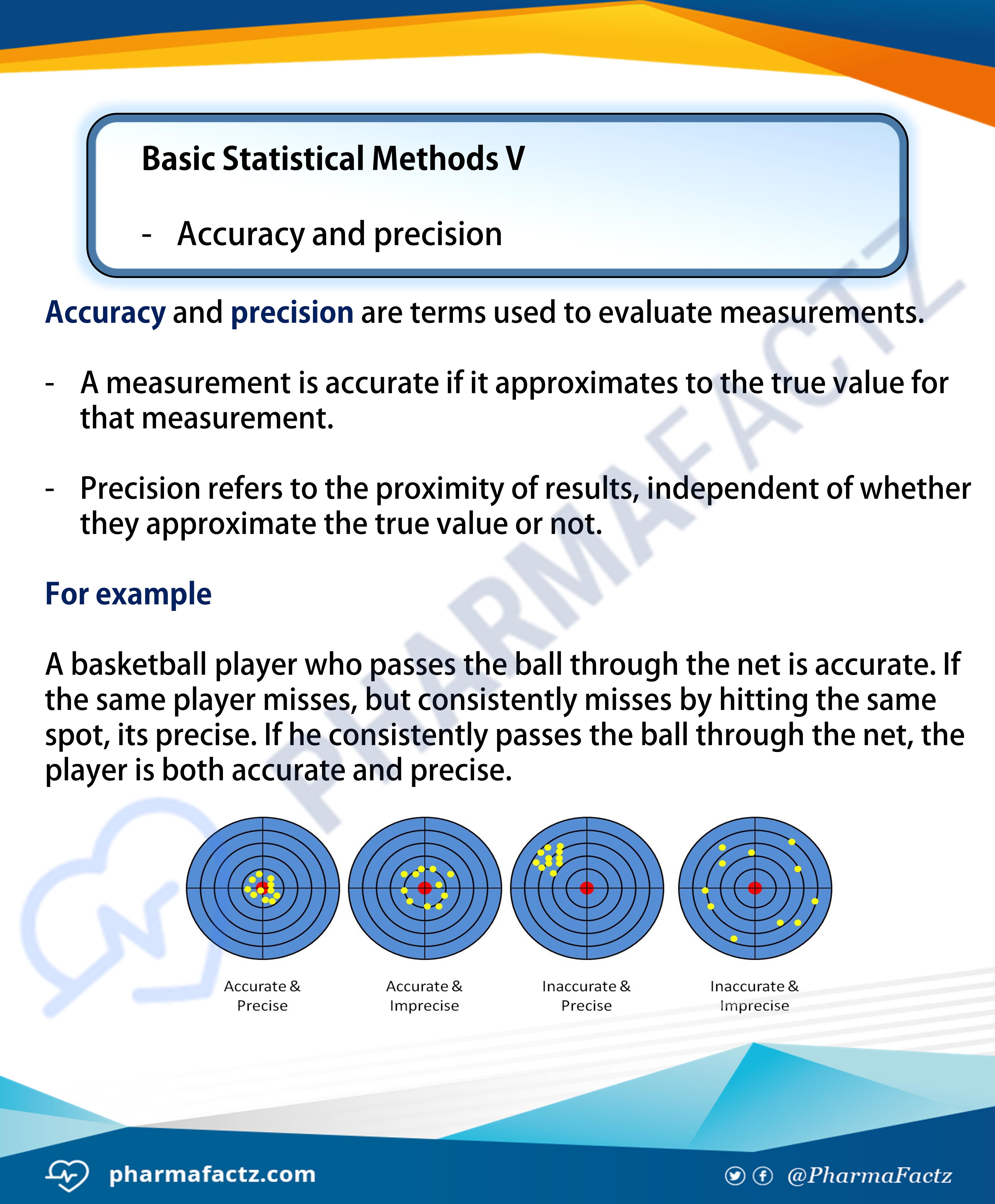 Basic Statistical Methods 5