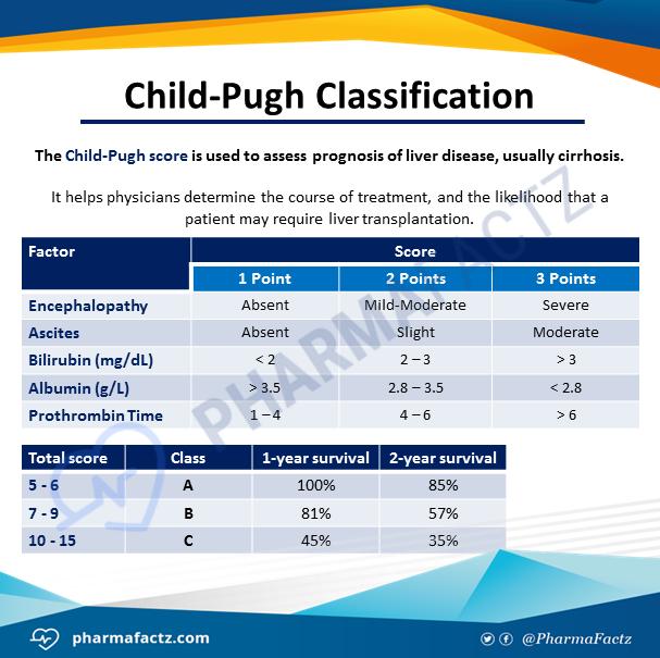 Child-Pugh Classification