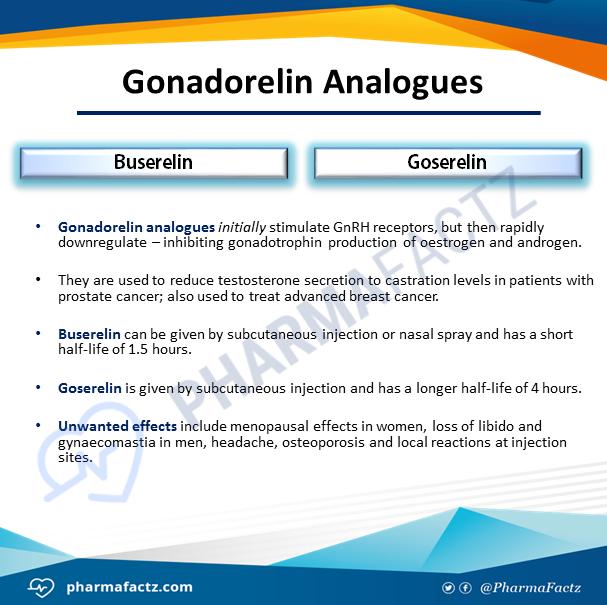 Gonadorelin Analogues