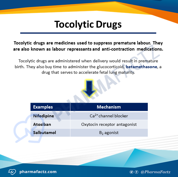 Tocolytic Drugs