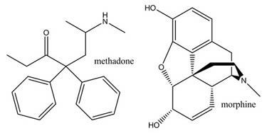 Methadone Morphine
