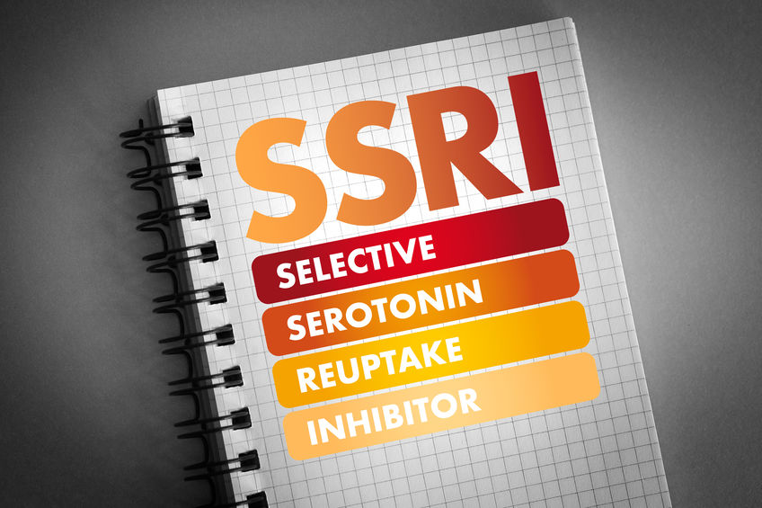 SSRIs pharmacology