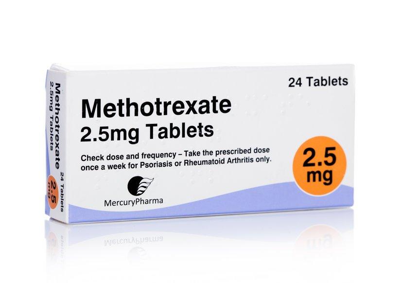methotrexate pharmacology